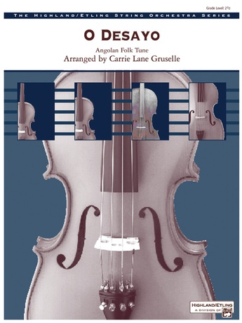 O Desayo - String Orchestra