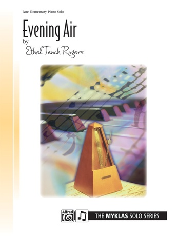 Evening Air (for left hand alone) - Piano Solo - Piano