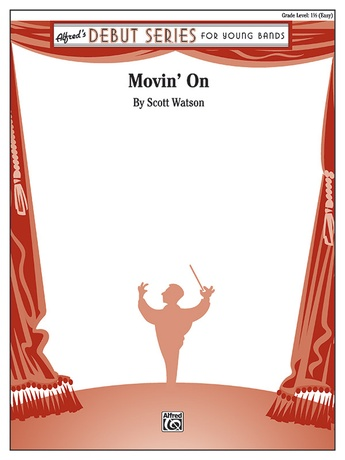 Movin' On - Concert Band