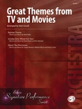 Great Themes from TV and Movies - String Orchestra