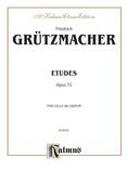 Grützmacher: Etudes, Op. 72 - String Instruments