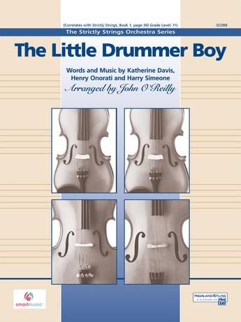 The Little Drummer Boy - String Orchestra