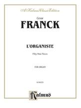 Franck: L'Organiste - Organ