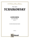 Tchaikovsky: Piano Concerto No. 1 in B flat Minor, Op. 23 - Piano Duets & Four Hands