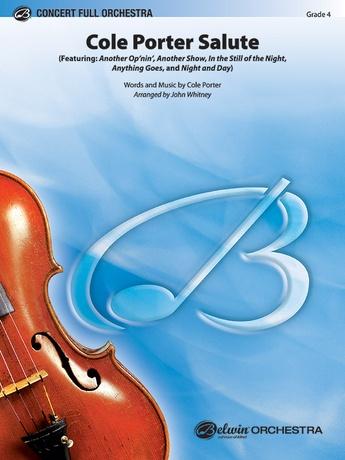 Cole Porter Salute - Full Orchestra