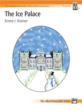The Ice Palace - Piano Duo (2 Pianos, 4 Hands) - Piano Duets & Four Hands