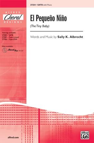 El  Pequeño Nino (The Tiny Baby) - Choral