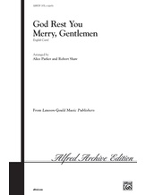 God Rest You Merry, Gentlemen - Choral
