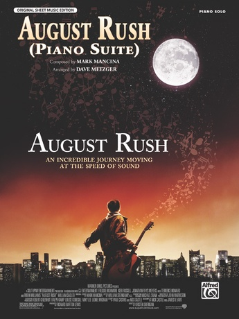 August Rush (Piano Suite) - Piano