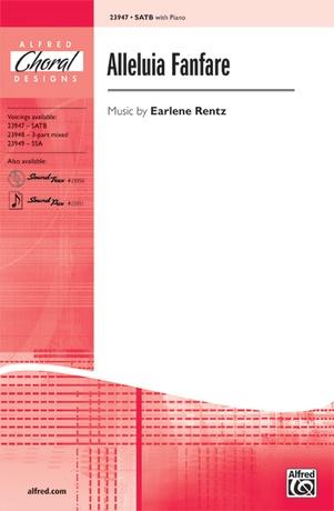 Alleluia Fanfare - Choral