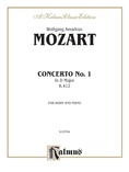 Mozart: Concerto No. 1 in D Major, K. 412 - Brass