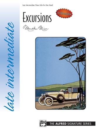 Excursions (for right hand alone) - Piano Solo - Piano