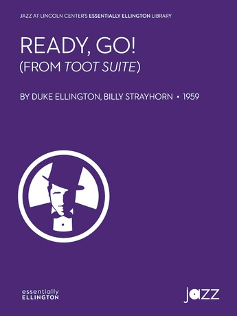 Ready, Go! from Toot Suite - Jazz Ensemble