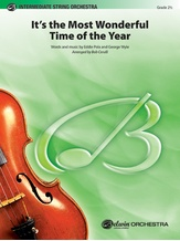 It's the Most Wonderful Time of the Year - String Orchestra