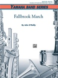 Fallbrook March - Concert Band