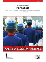 Part of Me - Marching Band