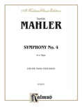 Mahler: Symphony No. 4, in G Major - Piano Duets & Four Hands