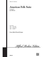 American Folk Suite - Choral