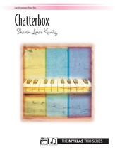 Chatterbox - Piano Trio (1 Piano, 6 Hands) - Piano