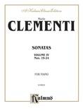 Clementi: Piano Sonatas (Volume IV) - Piano