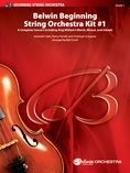 Belwin Beginning String Orchestra Kit #1 - String Orchestra
