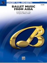 Ballet Music from Aïda - Full Orchestra