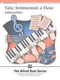 Valse Sentimentale à Deux - Piano Duet (1 Piano, 4 Hands) - Piano Duets & Four Hands