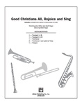 Good Christians All, Rejoice and Sing (An Easter Concertato) - Choral Pax