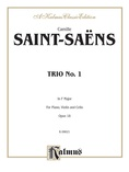 Saint-Saëns: Trio No. 1 in F Major, Op. 18 - String Ensemble