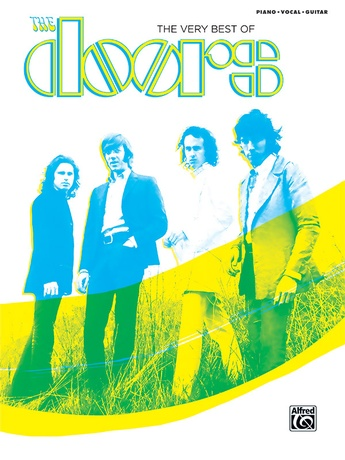 Gloria The Doors Pianovocalchords Sheet Music