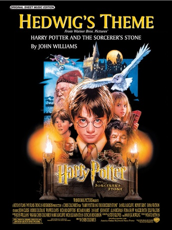 Hedwig's Theme (from Harry Potter and the Sorcerer's Stone) - Piano