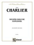 Charlier: Second Solo de Concours - Brass