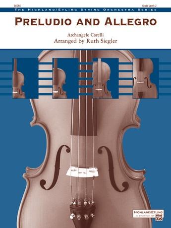 Preludio and Allegro - String Orchestra