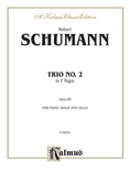Schumann: Trio No. 2 in F Major, Op. 80 - String Ensemble