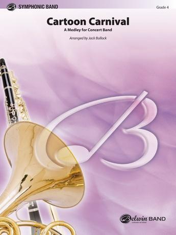 Cartoon Carnival (Medley) - Concert Band