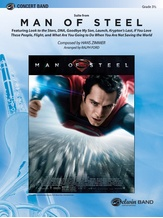 Man of Steel, Suite from - Concert Band
