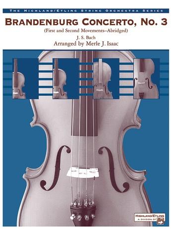 Brandenburg Concerto No. 3 - String Orchestra
