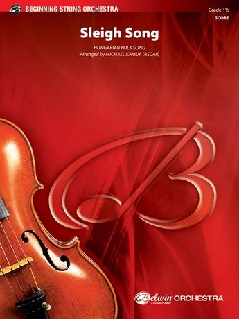 Sleigh Song - String Orchestra