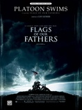 Platoon Swims (from Flags of Our Fathers) - Piano/Vocal/Chords