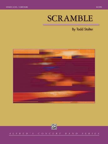 Scramble - Concert Band