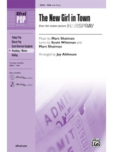 The New Girl in Town (from the movie <i>Hairspray</i>) - Choral