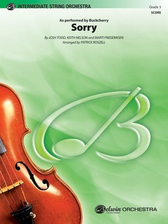 Sorry - String Orchestra