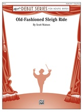 Old-Fashioned Sleigh Ride - Concert Band