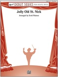 Jolly Old St. Nick - Concert Band