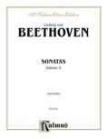 Beethoven: Sonatas (Urtext), Volume II - Piano