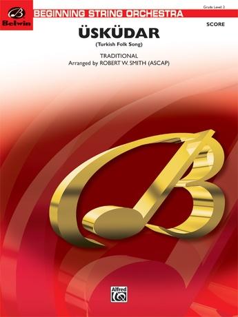 Uskudar: 1st Violin: Robert W  Smith | String Orchestra Sheet Music