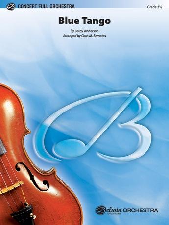 BLUE TANGO/PCF: 2nd Violin -