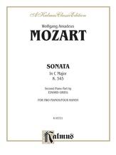 Mozart: Sonata in C Major, K. 545 (Arr. Edvard Grieg) - Piano Duets & Four Hands
