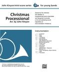Christmas Processional - Concert Band