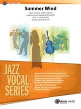 Summer Wind - Jazz Ensemble